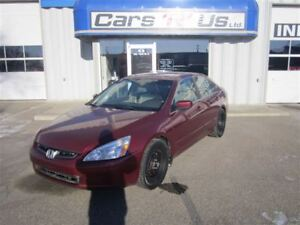 2003 Honda Accord EX-L HEATED SEATS MOON ROOF 182K!