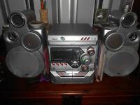 jvc cd stereo