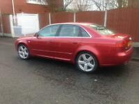2007 56reg Audi A4 1.9 Tdi S-line Top Spec Long Mot
