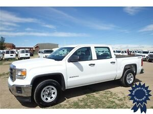 2015 GMC Sierra 1500 w/Trailer Hitch Receiver, 33,384 KMs, 5.3L