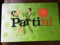 Partini - Adult board game