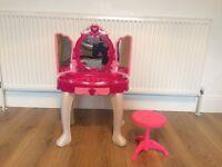 Children's Plastic Dressing table