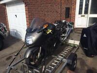 Honda blackbird 1100cc
