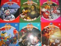 Disney Children's Books The Wonderful World of Knowledge Books x22