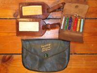 intage 1930s 40s Travel Accesories Belonging To Captain W.B.Metcalfe (AEC)