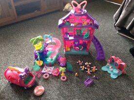 Minnie Mouse toy bundle Disney