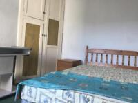 Double bed room available
