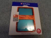 Verbatim Store 'n' Go Portable Drive 1TB (brand new)