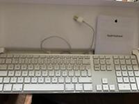 Apple wired USB keyboard