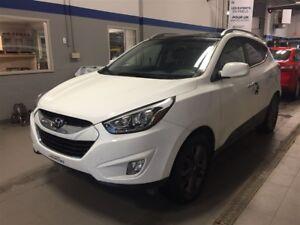 2015 Hyundai Tucson CAMERA-TOIT PANORAMIQUE-JAMAIS ACCIDENTÉ