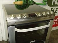 Electrolux 60cm Ceramic Top.Good Condition.(knobs not great)12 Month Warranty.Delivery Available.