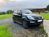 Ssangyong rexton W 2.0ex ( 4x4 4wd off road )