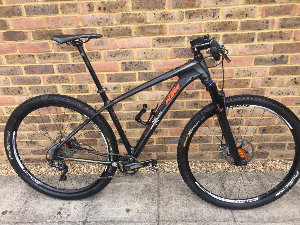 Ktm Myroon 29er Carbon Hardtail Bike Not Specialized Scott