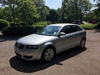 Audi A3 Hatchback Special Editions 1.6 3Dr march 18 MOT Full service history 2 keys