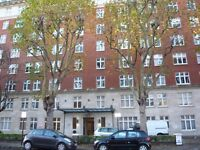 LOVELY BRIGHT 1 DOUBLE BEDROOM FLAT IN POPULAR WELL-SOUGHT AFTER PORTERED BLOCK IN ST JOHN'S WOOD