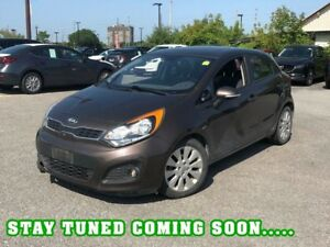 2014 Kia Rio EX | ONE OWNER | ROOF | HEATED SEATS | CAM