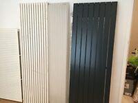 designer semi new radiators