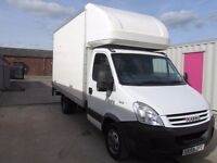 IVECO DAILY 35C14 LWB LUTON 59REG FOR SALE