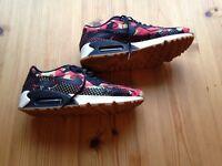 Nike Air Max urban camo trainers