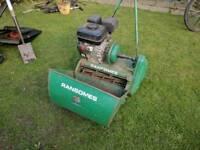 Ex cricket club pitch mower