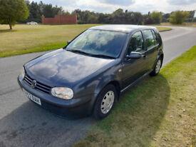 image for Volkswagen, GOLF, Hatchback, 2001, Manual, 1598 (cc) 61000 miles full history