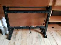 Pro Fitness Weights Rack