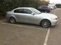 BMW e60 530d long mot 2 keys, cheap to insure