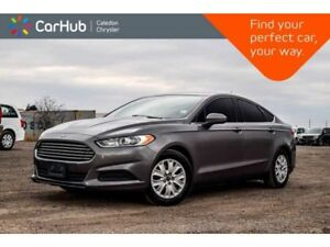 2013 Ford Fusion S|Bluetooth|Pwr Windows|Power Locks|Keyless Ent