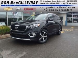 2016 Kia Sorento Ex..7 Pass..SUNROOF..$197 B/W Tax Inc..GM Cert