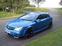 2008 58 VAUXHALL ASTRA VXR TURBO FSH MOT SMART CAR MAY PX NICE SPEC