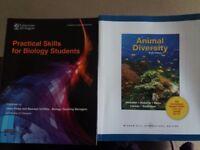 Biology textbooks