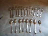 Antique Style Selection of Cutlery