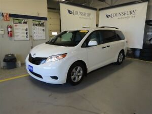 2016 Toyota Sienna PRINT TO GET 4 WINTER TIRES WITH PURCHASE!*