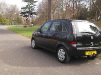 2009 (09) Vauxhall Meriva 1.7 Turbo Diesel MPV