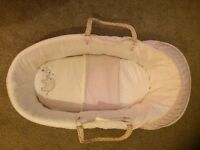 Moses basket (without stand)