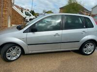 Ford Fiesta Ghia D silver diesel excellent condition!