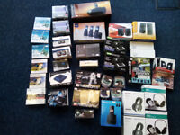 Joblot-Shop clearance-Computer accessories, ink, router, keyboard, mouse, headphone,speaker,mic etc.