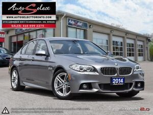 2014 BMW 528i xDrive AWD ONLY 96K! **M SPORT PKG** TECHNOLOGY...