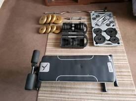 Body building gear