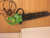 The handy leaf blower