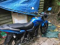 Spares or repairs 125cc sinnis st 125