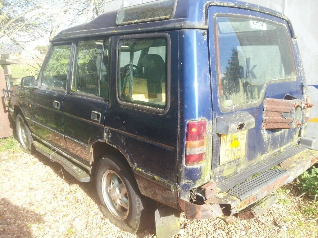 300 No Offers Export Or Parts Tdi Land Rover Discovery In 1998