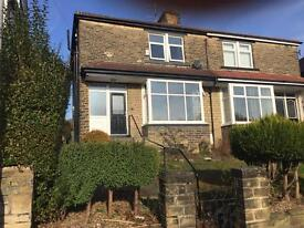 Spacious Semi Detached 3 Bedrooms, 2 Lounges, Large Gardens, Quiet Residential Area