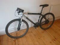 """Ridgeback 19"""" hybrid bike"""