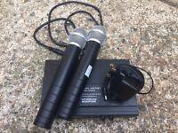 ProSound VHF Wireless Microphones