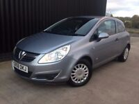 2008 (58) Vauxhall Corsa 1.3 CDTi 16v Life 3dr £30 road tax Per Year, 12 Months MOT, 1Month Warranty