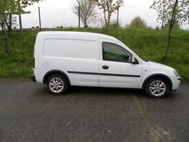 VAUXHALL COMBO VAN 1.3CDTI 2011/60 FULL S/HISTORY JUST SERVICED NEW CLUTCH FITTED VGC NO VAT NO VAT!