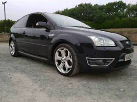 2006 ford focus st 2.5 225 bhp 3 owner st3 missfire starts and drives