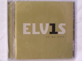 Elvis 30 No.1 Hits, CD, unused