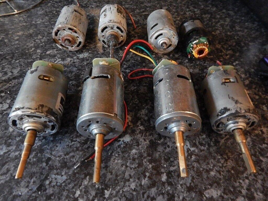 viper bait boat motors job lot 19 rc baitboat motors